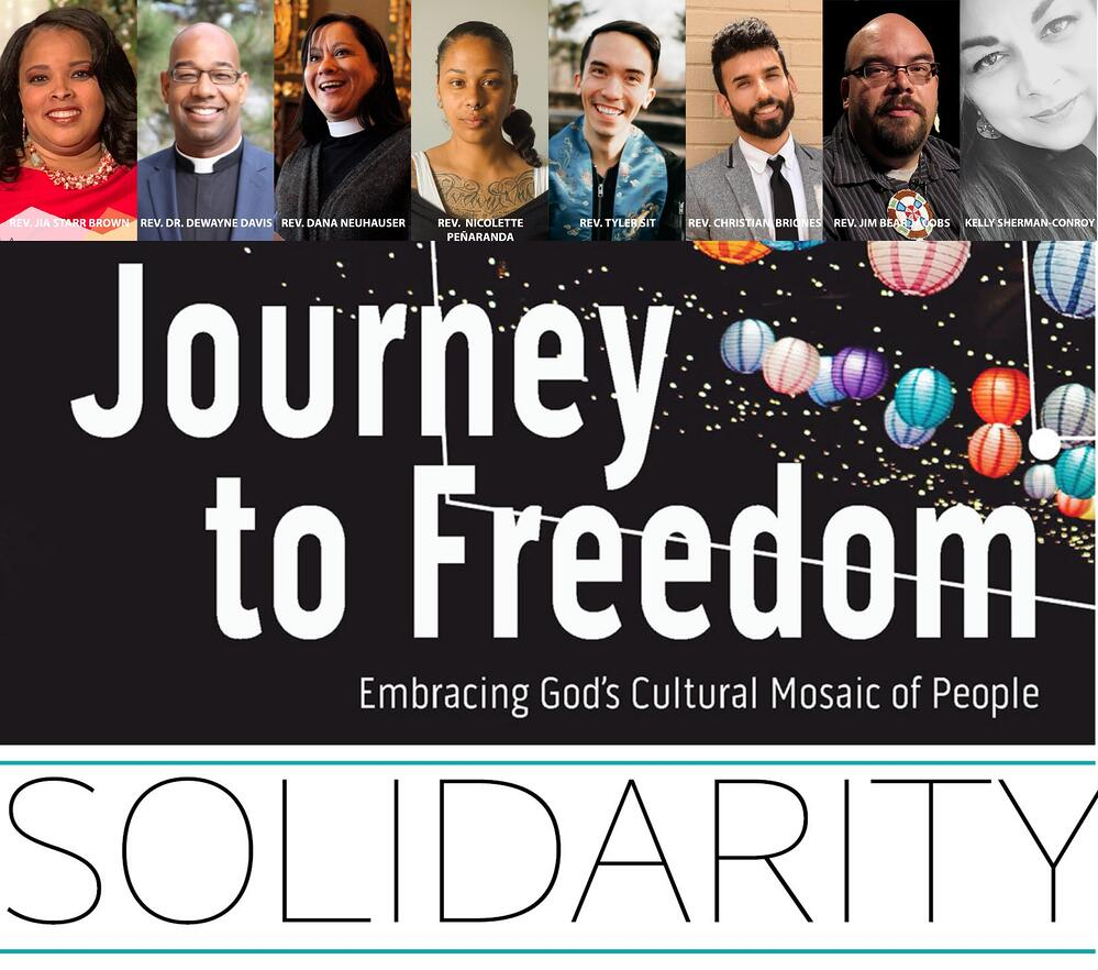 Journey to Freedom: Solidarity